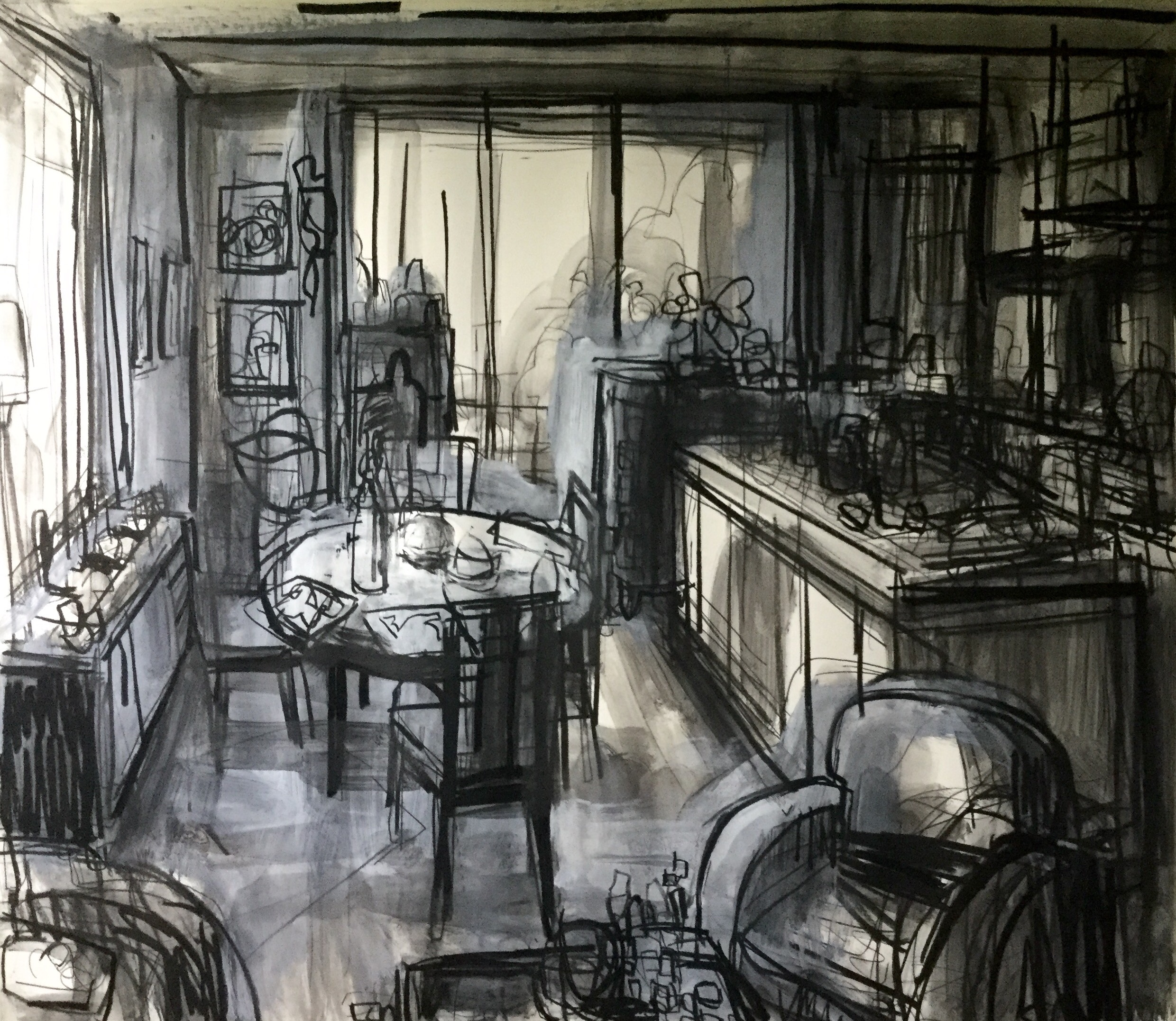Kitchen Sink Realism Art: Talking With Painters