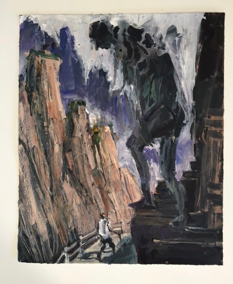 Talking With Painters: - The Podcast Where Australian Painters Talk With Maria