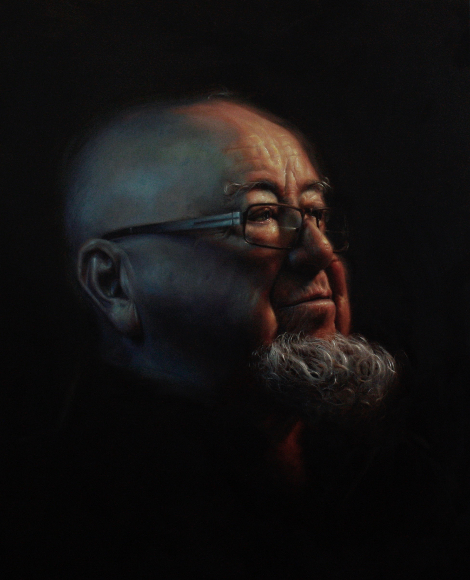 ThomasKeneally_103x82cm_OilOnPolyester_2016