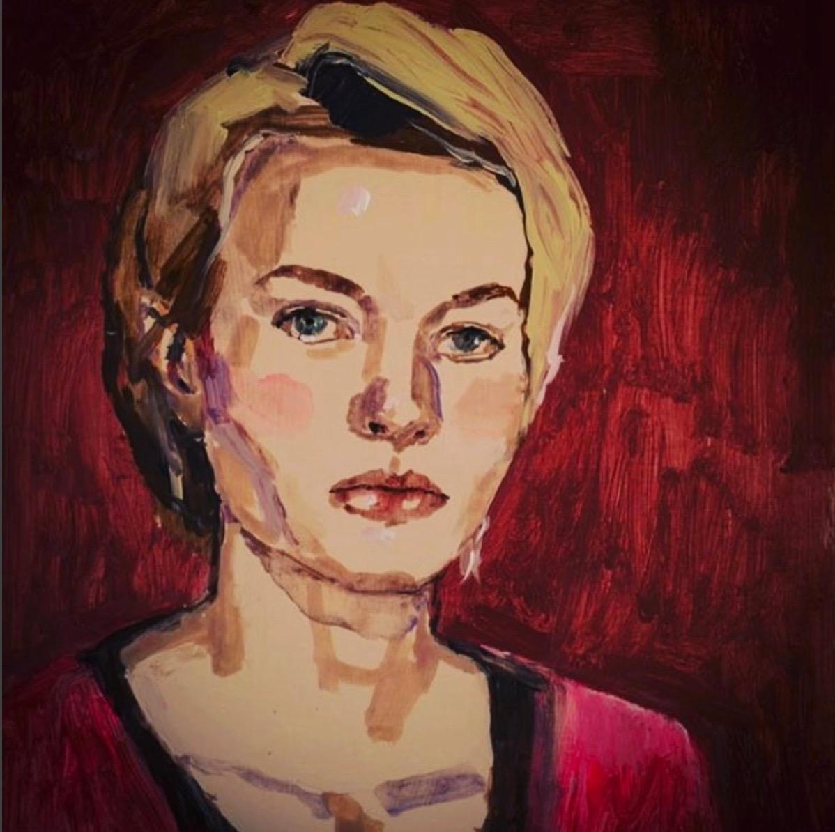 Talking With Painters: Ep 32: Vanessa Stockard